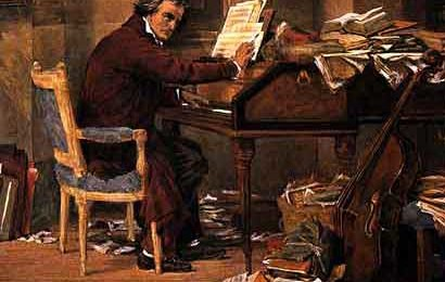 The Cathy List 8: Beethoven and his piano